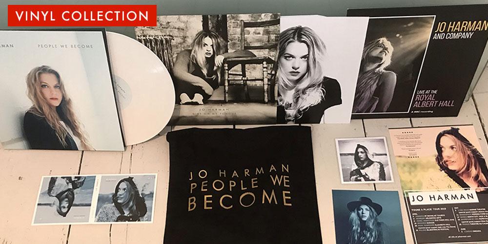 Jo Harman Vinyl Collection